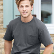 Tagless® T-Shirt with a Pocket