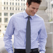 Pinpoint Suiting Check Shirt