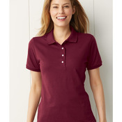 Ladies' Spotshield™ 50/50 Sport Shirt