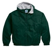 Fleece Lined Hooded Jacket