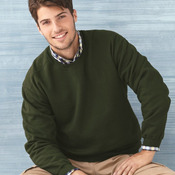 Premium Cotton Ringspun Fleece Crewneck Sweatshirt