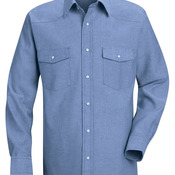 Deluxe Western Style Long Sleeve Shirt
