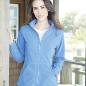 Ladies' Frisco Microfleece Full-Zip Jacket
