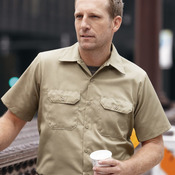 Utility Short Sleeve Work Shirt