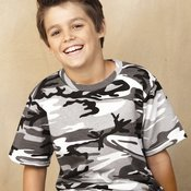 Youth Camouflage T-Shirt