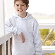 ComfortBlend® EcoSmart® Youth Hooded Sweatshirt