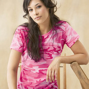 Ladies' Camouflage T-Shirt