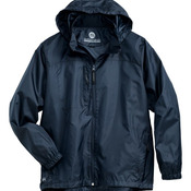 D/W/R Squall Hooded Packable Jacket