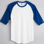 Youth B-Core 3/4 Sleeve Baseball T-Shirt
