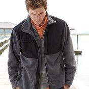 Colorblock Beacon Full-Zip Jacket