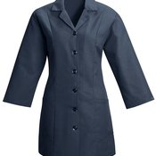 Women's Smock with Adjustable Three-Quarter Sleeve