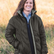 Solstice Ladies' Thinsulate™ Lined Puffer Jacket