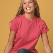 Ladies' USA-Made Short Sleeve T-Shirt
