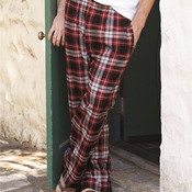 Classic Flannel Pants with Pockets