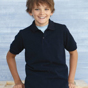 Youth  Sport DryBlend™ Pique Sport Shirt